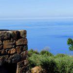 Il panorama – Dammuso Natura & Mare
